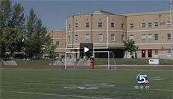 CS110 helps protect local high schools.