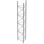 <strong>uthd</strong> optional-height, heavy-duty universal tower