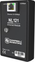 NL121 Ethernet Interface