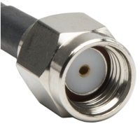 RPSMA male plug connector