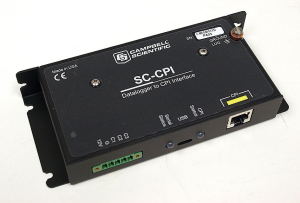 Interface SC-CPI Datalogger-to-CP