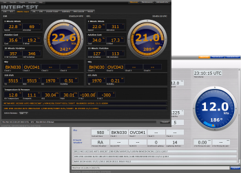 Aviation INTERCEPT software