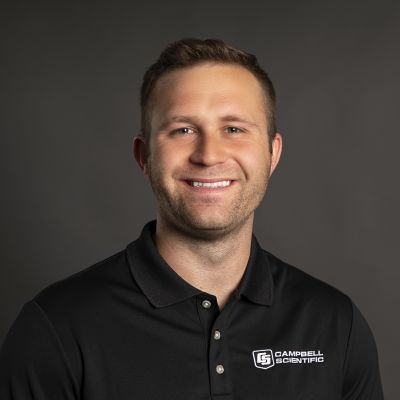 Hayden Mahan, Micrometeorology Product Manager