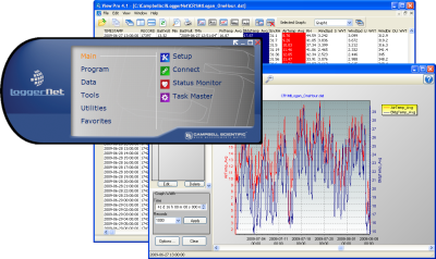 datalogger software