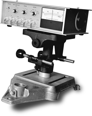 CA-9 Path-Averaging Laser Anemometer