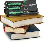 books with datalogger