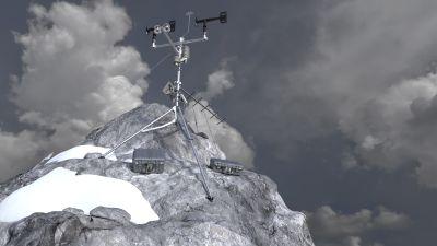 Mount Everest station