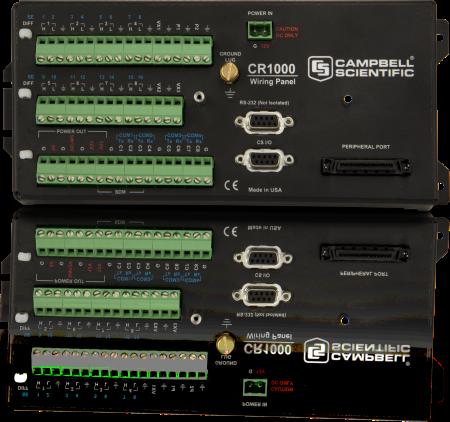 CR1000 measurement & control datalogger