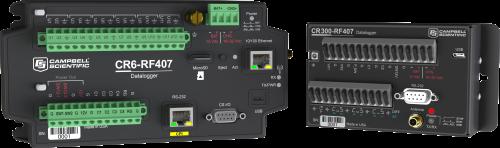 CR6-RF407 and CR300-RF07