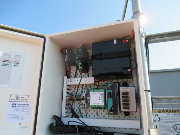 utilty-scale solar farm