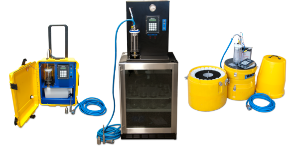 Automatic water samplers