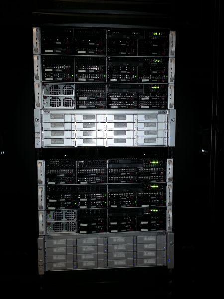 Mesonet server