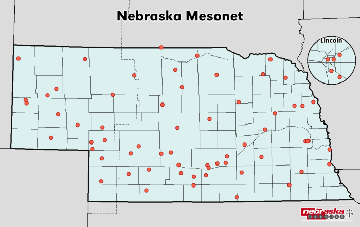 Mesonet Network Design: Selecting automated weather station sites