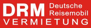 DRM Deutsche Reisemobil Vermietung Logo