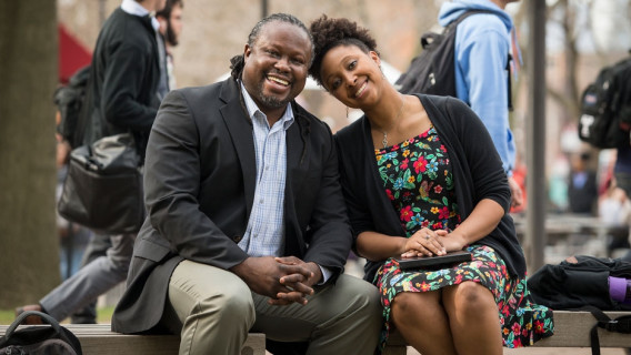 For These Temple Students, Commencement is a Family Affair