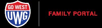 The UWG Family Portal Logo