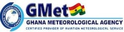 Ghana Meteorological Agency logo