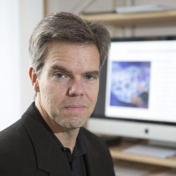 Magnus Essand, professor vid Uppsala universitet.