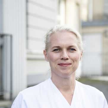 Sophia Zackrisson, överläkare, docent, universitetslektor i diagnostisk radiologi vid Institutionen för translationell medicin på Lunds universitet.