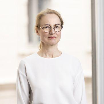 Cancerfondens generalsekreterare Ulrika Årehed Kågström