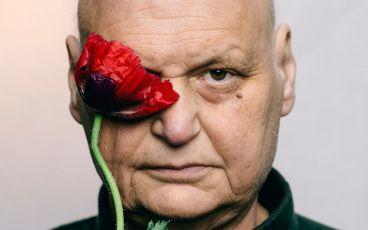 Porträtt Göran Greider