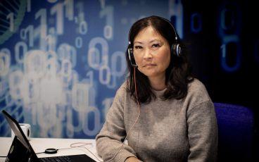 Porträtt Helena Torsler Andersson