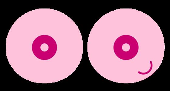 Knöl under bröstvårtan