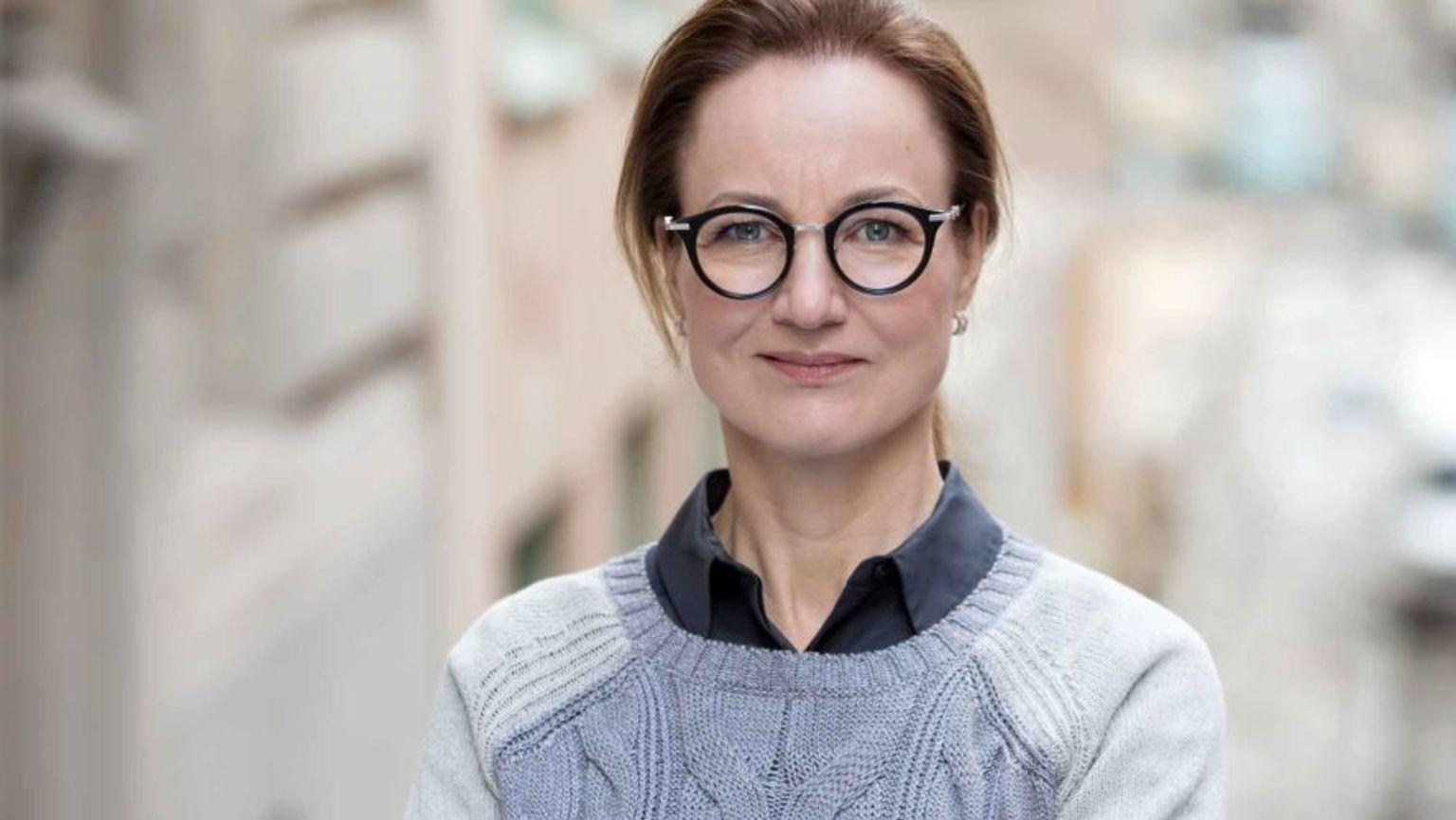 Ulrika Årehed Kågström, generalsekreterare Cancerfonden. Foto: Andrea Björsell