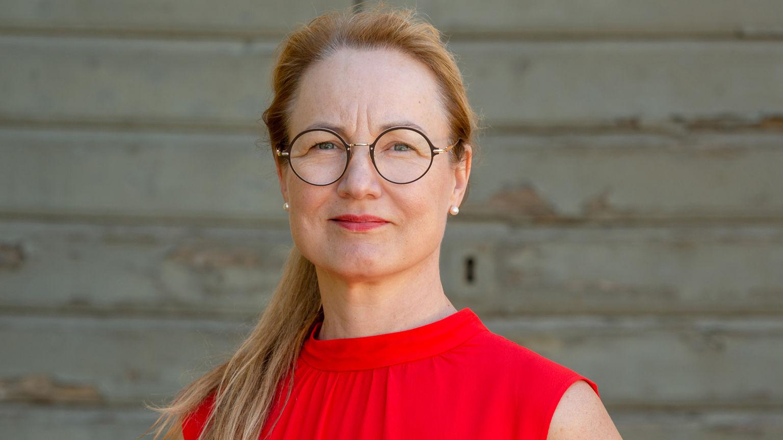 Ulrika Årehed Kågström, generalsekreterare på Cancerfonden.