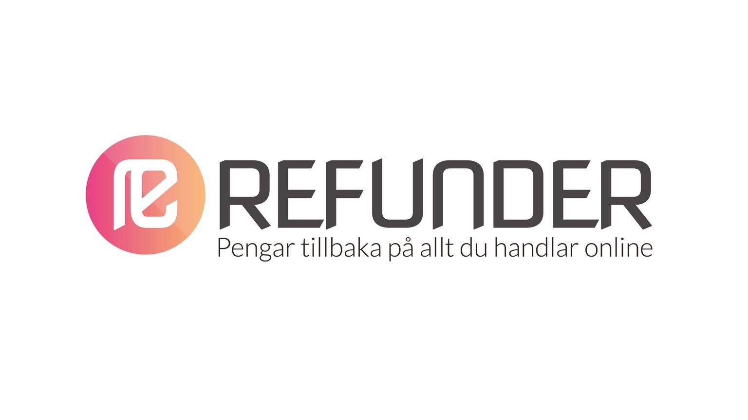 Refunders logga