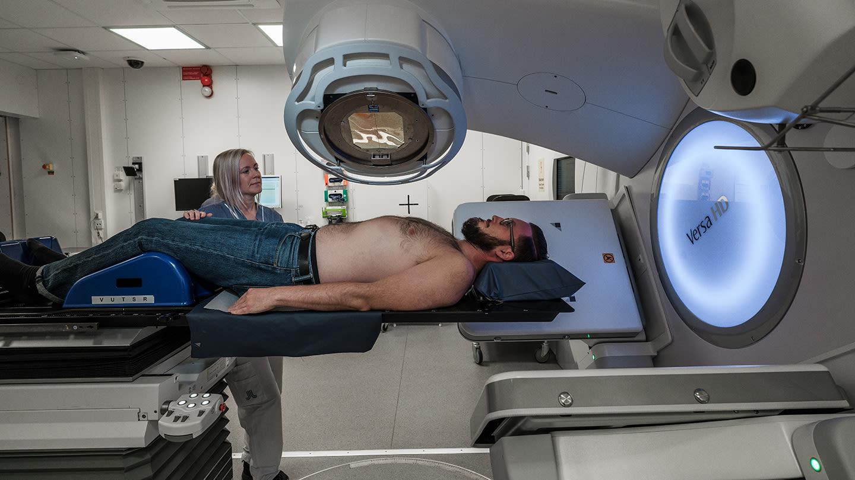 prostatacancer strålning efter operation