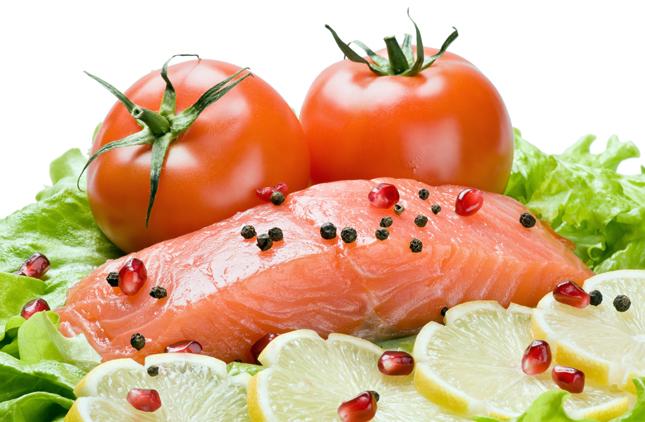 mat som förebygger cancer