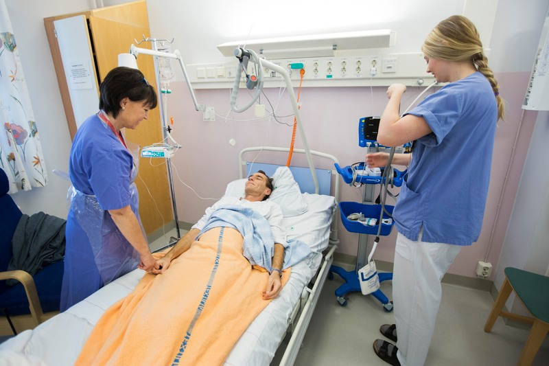Akut personalbrist inom cancervarden