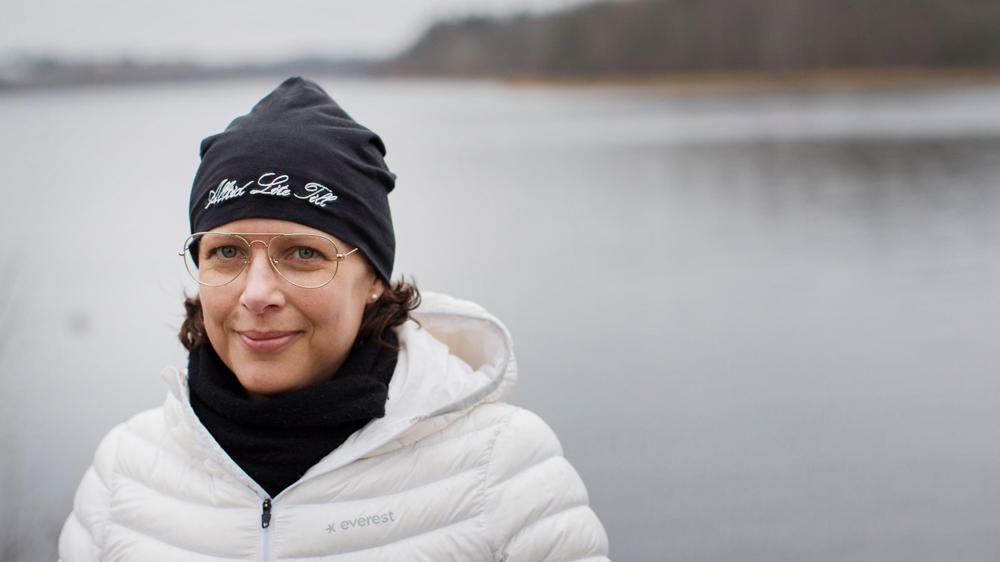 Viktoria Brynert. Foto: Melker Dahlstrand.