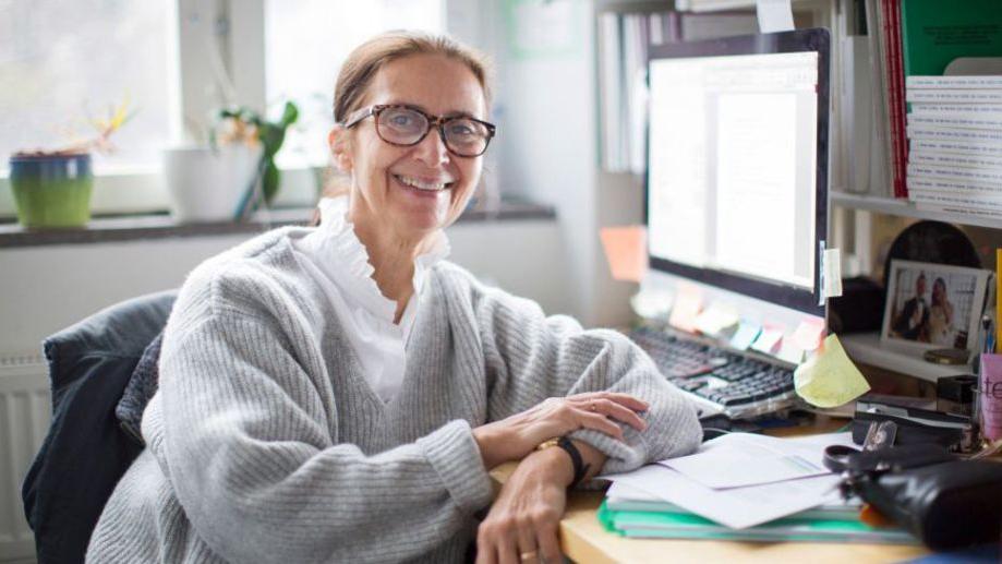 Tina Dalianis, som har deltagit i studien, är professor vid Karolinska institutet.