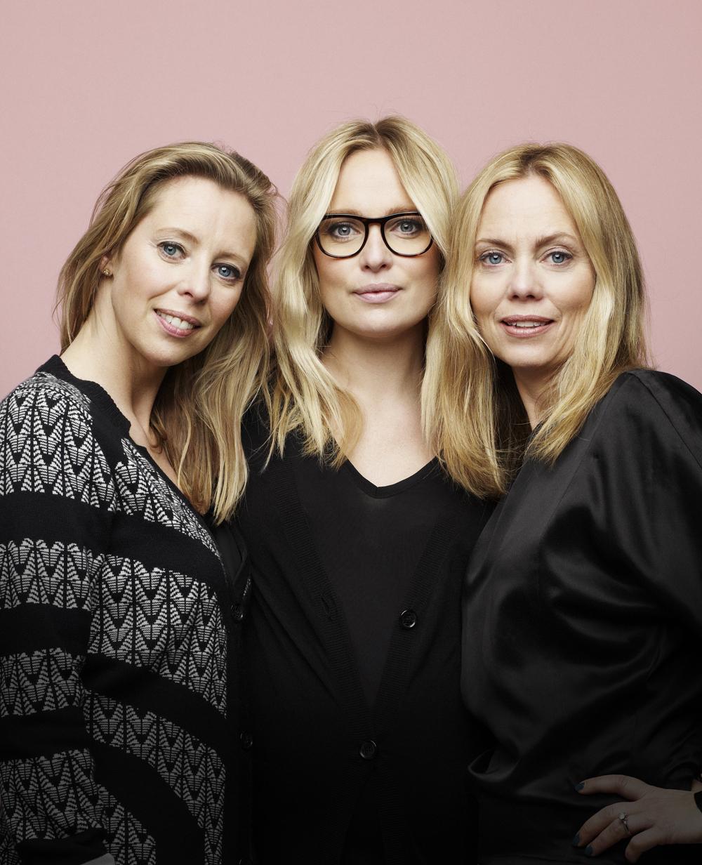Systrarna bakom klädmärket Dagmar