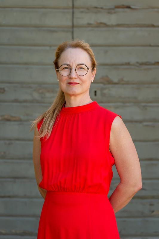 Ulrika Årehed Kågström, generalsekreterare Cancerfonden