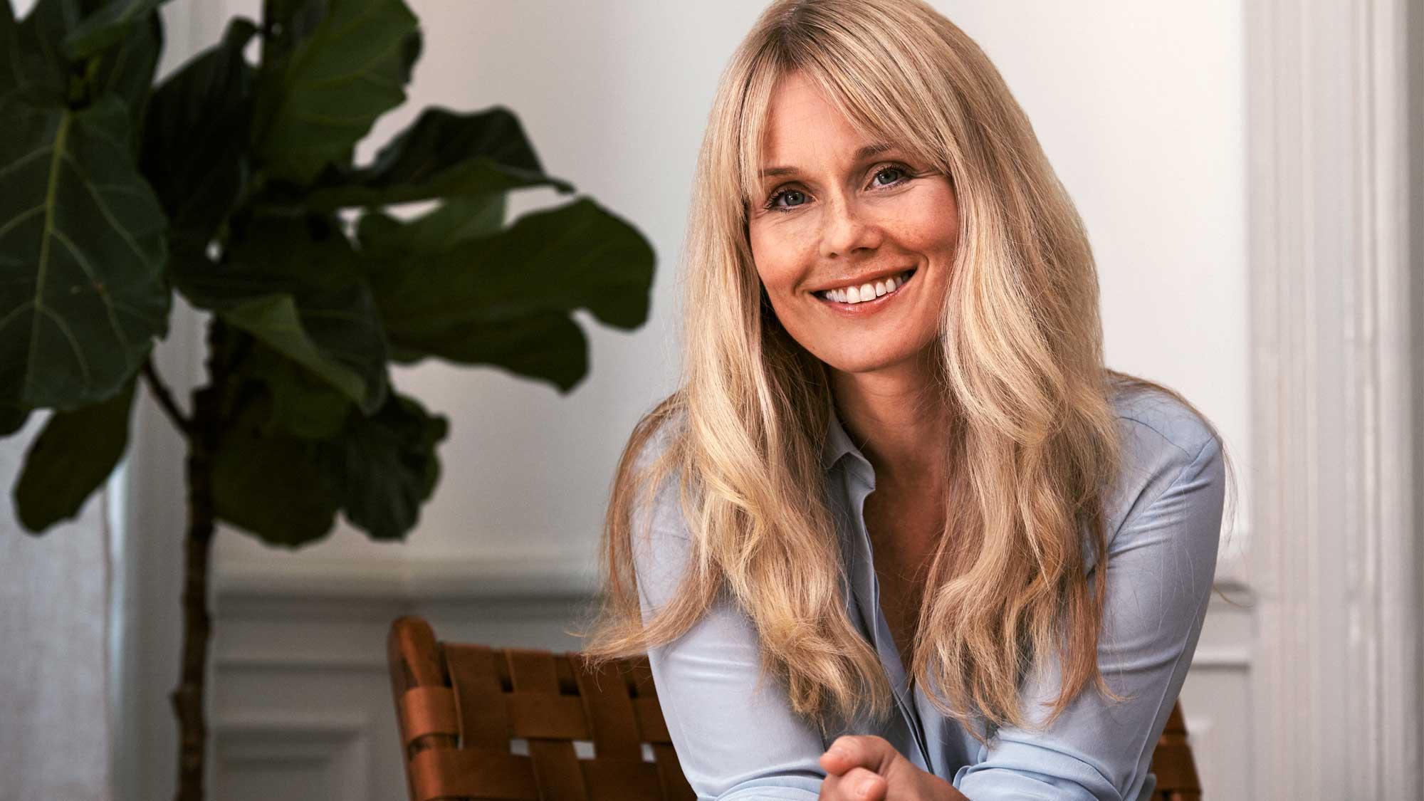 Helenas af Sandebergs mamma gick bort i cancer endast 45 år gammal.