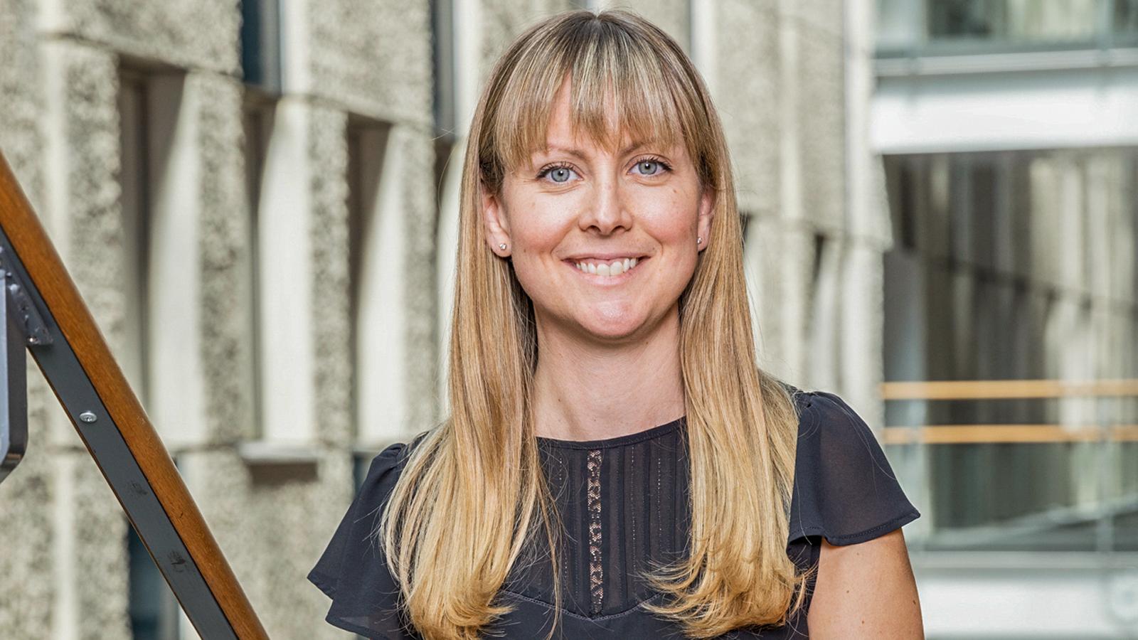 Forskaren Jenny Mjösberg