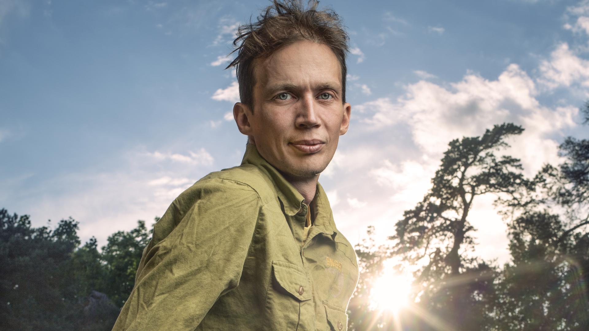Jon Svednell gick på täta kontroller för att upptäcka cancer