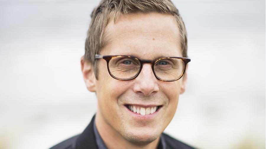 Närbild på Kristian Pietras