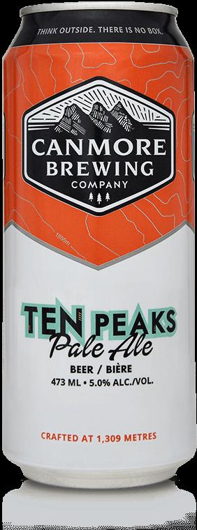 Ten Peaks Pale Ale