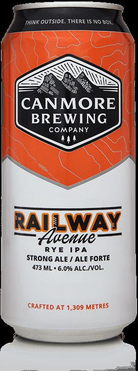 Railway Avenue Rye IPA