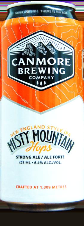 Misty Mountain Hops New England Style IPA