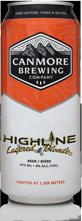 Highline Lagered Blonde