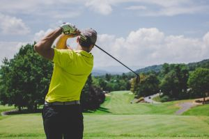 CBD in professional golf