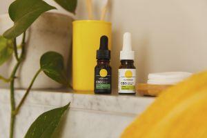 Cannaray CBD Oils for Day & Night