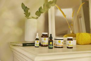 Selection of Cannaray CBD Products