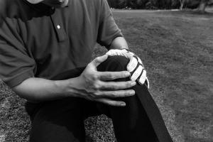 Golf Pain Knee