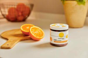 Cannaray CBD Gummies with Orange 300mg